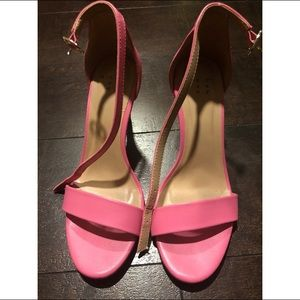 A New Day Hot Pink Myla Heels
